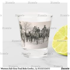 Shop Western Salt Gras Trail Ride Cowboys Cowgirls Shot Glass created by RODEODAYS. Horse Riding Pants, Trail Riding Horses, Horse Riding Quotes, Horse Riding Tips, Horse Quotes, Horseback Riding Outfits, Horseback Riding Lessons, Cow Girl, Rock Band Posters