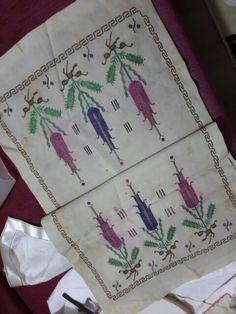 Hesap işi Hand Embroidery, Needlework, Oriental, Cross Stitch, Miniatures, Pattern, Saree, Needlepoint, Embroidery