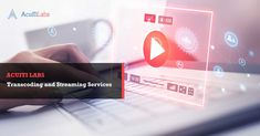 Choose Acuiti Labs for the most efficient transcoding and streaming solutions. Our streaming experts and transcoding services ensure that each bit of data is delivered in perfect quality to support modern content-enabled businesses Do You Know What, When You Can, Video On Demand, Decoding, App Development, Labs, Mobile App, Improve Yourself, Software