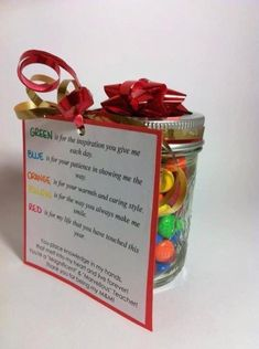 69 ideas gifts for parents preschool teacher appreciation Preschool Teacher Gifts, Teacher Christmas Gifts, Holiday Gifts, Boys With Tattoos, Presents For Teachers, Gifts For Daycare Teachers, Daycare Provider Gifts, Farewell Gifts, Teacher Thank You