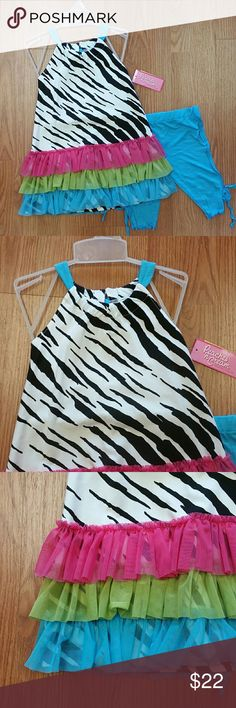 Peaches 'n Cream -NWT New with tags. Bright colors any girl will enjoy ! Peaches 'n Cream Matching Sets