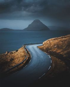 Single track roads, blustering winds, blind corners and endless tunnels under the ocean. Always fun driving in the Faroes 🏞🌊👌🏻 Photo by… Road Photography, Vintage Photography, Landscape Photography, Photography Props, Beautiful Roads, Beautiful Places, Wonderful Places, Road Routes, The Road