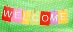 The welcome sign is a good idea for the ABC-Baby-Shower-theme Abc Baby Shower, Party Wall Decorations, Ideas Para Fiestas, Welcome Baby, Aunt, Pink And Green, Shower Ideas, Party Ideas, Sign