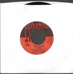 Rock, GENESIS Turn It On Again-Evidence Of Autumn 45 ATL 45 3751 VGB+ 1980…