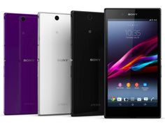 Sony Xperia Ultra revealed –  features 6.4in screen that works normal pencils