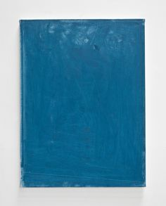 John Zurier, December, 2014, Oil on linen, 79 x 58.5 cm | 31 x 23 in