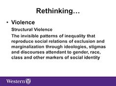 Image result for structural violence and Equity Theory