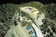 Seoul Memorial Park | Haeahn Architecture | Archinect