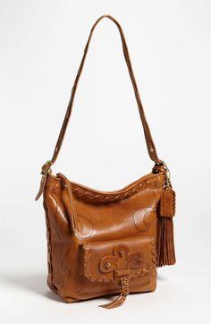 COACH 'Legacy Anna Sui - Large' Leather Duffle Sac
