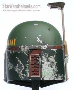 Back of helmet Boba Fett Cosplay, Boba Fett Helmet, Mandalorian Cosplay, Star Wars Boba Fett, Star Wars Ships, Star Wars Art, Star Wars Helmet, Star Wars Design, Marvel Villains