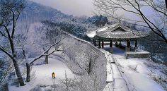 Gyeonggi-do Gwangju-si  Namhansanseong ( Korean: 경기도 광주시 남한산성,  京畿道 廣州市 南漢山城) by Yu Hwang-Wu Korean language lecturer, via Flickr