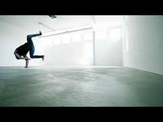 http://youtu.be/9hXzDs-QUmM  This is a pretty cool clip of hip-hop w/ a contemporary twist.  Love how he will stall and then spin out into a spiral.  I <3 dance!