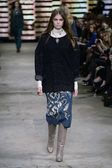 love the grey boots and skirt! Malene Birger FW14
