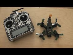 How to setup JJPro P130 with CleanFlight and Taranis X9D Plus