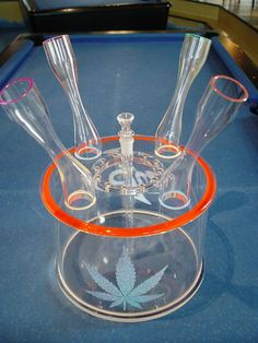 Bwahaha! The gang bong!  Want it sooo bad for me & my girls
