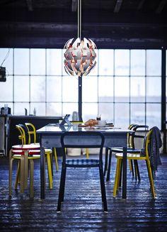 C-More |design + interieur + trends + prognose + concept + advies + ontwerp + cursus + workshops : IKEA PS 2014 pendant lamp wins Red Dot Design Award