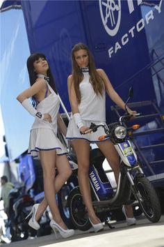 Estoril MotoGP gridgirls