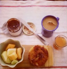 breakfast.