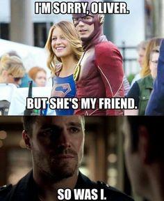 Imagen de DC, Supergirl, and the flash