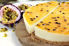 Now that passionfruit is available all year around, we can't resist the opportunity to make this No-Bake Passionfruit Jelly Cheesecake.