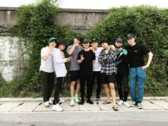 190701 exo sending kyungsoo off to military❣