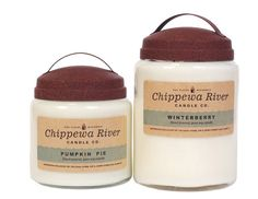 Mother's Day Gift Ideas... these smell SO GOOD What's not to love about The Local Store's assortment of candles from Chippewa Valley Candle Co.? They are made naturally with soy wax so they burn 'clean' - no