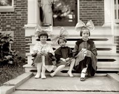 "1920 - Washington, D.C. I take back every single ""Bow-head"" comment I've ever made. None of you qualified. Ha! :)"