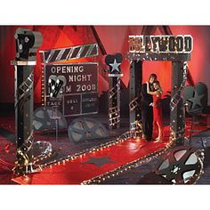Oscar Party Decorations - Google Search