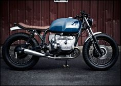 Moto-Mucci: DAILY INSPIRATION: Clutch Custom Motorcycles - BMW R75/7
