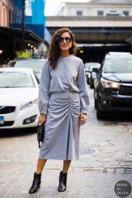 New York SS 2018 Street Style: Giulia Tordini