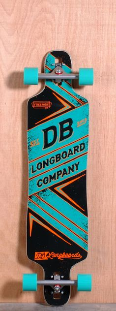 The DB Freeride DT Longboard Complete is designed for Freeride, Sliding and…
