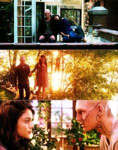 """""""Guardo te e preferisco guardare te che tutti i ritratti del mondo.""""  Beastly"""