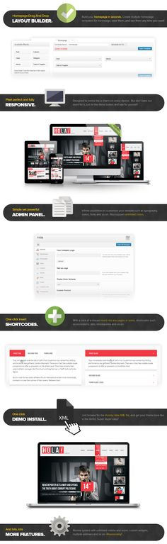 http://herowp.com/portfolio/hola/ News Wordpress Theme