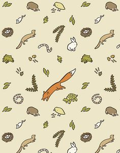 cuddlefish press / erica sirotich - new twitter background?