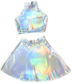 Holographic Twin Set by Home Cooked Karma