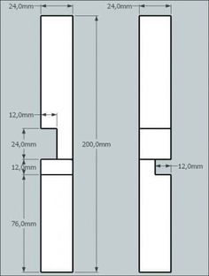 fabriquer un noeud du diable casse tete en bois 8 Woodworking Joints, Woodworking Plans, Woodworking Projects, Library Furniture, Wood Joints, Dining Table Legs, Coffee Table Design, Diy Table, Joinery