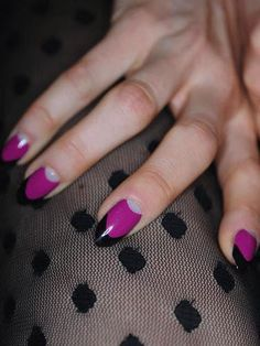 My absolute favorite if I could rock the pointed nails!
