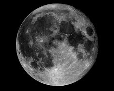 I want this full moon on the back on my right thigh :-)