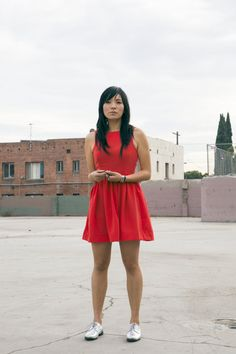 """Singer/songwriter Thao Nguyen, about to go on the road to promote her album""""We The Common,"""" speaks about food, travel, and her native San Fransisco"""