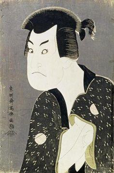 Toshusai Sharaku - Sakata Hangoro III - Fine Art Print