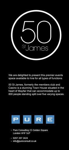 50 St James - Fifty St James - London