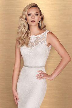 Paloma Blanca Wedding Dress Style 4655