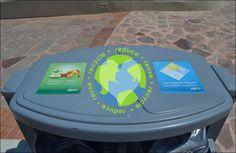 Let's take care of the environment! Don't forget to practice the 3R's in your daily life: Reduce, reuse and recycle. #EcoTip  www.sandos.com  ¡Cuidemos el medio ambiente! Recuerda aplicar las 3R en tu vida diaria. Reduce, reutiliza y recicla. #EcoTip