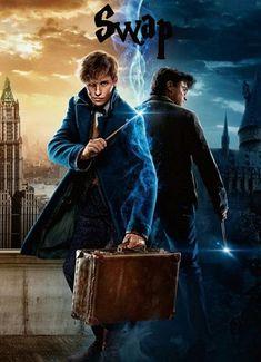 Inscription swap Harry Potter et Les animaux fantastiques | Dark Maman