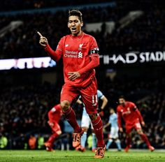 1 goal and 2 assists tonight for Firmino. Class performance!