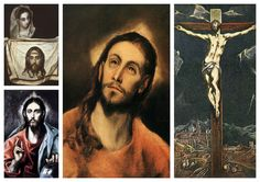 Artist:  El Greco  Title:  Collection II (Christ)