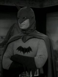 Lewis Wilson's Batman, the absolute first ever.