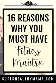 Ever considered having a fitness mantra to get you motivated? Here are 16 reasons why you need one TODAY | Fitness inspire petite | Fitness inspire female | Fitness inspire work out quotes motivation | Fitness inspire over 40 | Fitness inspire dont quit quotes | Fitness inspire women's | Fitness inspire quotes about working out | Fitness inspire monday motivation | Fitness inspire realistic | Fitness inspire morning quotes motivational | Fitness inspire 40 year old women Fitness inspire…