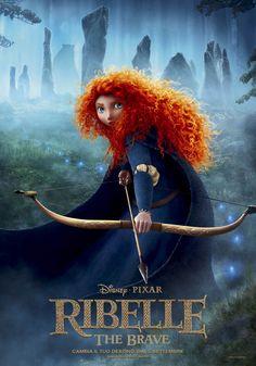 Brave Ribelle film uscita: due nuove clip della nuova pellicola della Pixar