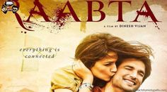 Rabta Movie poster release, Sushant and Kriti in love : Bollywood actors Sushant Singh Rajput and Kriti Senon have a good news for the fans. After the